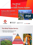 Prof Dr Mark FitzgeraldWhat is a Trauma System and Trauma System components