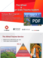 Prof Dr Mark Fitzgerald	What is a Trauma System and Trauma System components