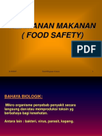 Makanan Yang Higienis