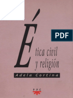 Adela Cortina - Etica Civil y Religion