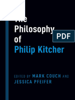 The Philosophy of Philip Kitcher