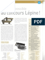 Concours Lepine
