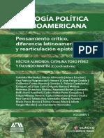 ALIMONDA, H.; TORO PÉREZ, C.; MARTÍN, F._coord. - Ecología Política Latinoamericana_Pensamiento crítico, diferencia latinoamericana y rearticulación epistémica - CLACSO.pdf