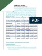 Determinacion y Clasificacion de Costos