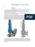 Thermal Relief Valves