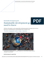 Sustainable Development Goals_ All You Need to Know _ Global Development _ the Guardian