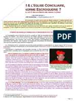 Cardinal Siri Pére Malachi Martin Mel Gibson Louis Hubert Remy VATICAN II_UNE ENORME ESCROQUERIE