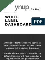 Whitelabel Presentation