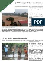 Noticias Cambio Climático