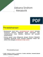 Tatalaksana Sindrom Metabolik Nonfarma
