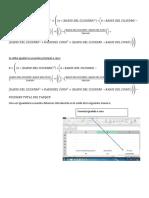 Calculo de Radio_cilidro en Excel