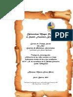 """INFLUENCIA DE LAS REDES SOCIALES EN EL BAJO RENDIMIENTO ESCOLAR DE LOS Y LAS ESTUDIANTES DE 5A DE SECUNDARIA DE LA UNIDAD EDUCATIVA """"GUIDO VILLAGÓMEZ"""""""