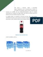 Trabajo de Mercadotecnia de Coco Cola