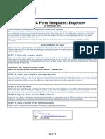 NEC3 ECC Employer Form Templates V1-02