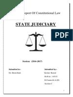 The State Judiciary