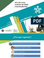 Capacidad Del Sector Agroindustrial Del Occidente Del Huila