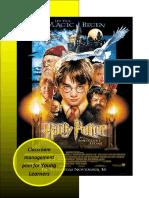 Harry Potter Classroom Management