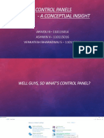 Control Panels - IPI