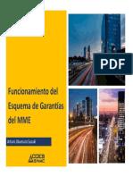 02_Funcionamiendo Del Esquema de Garantías Del MME