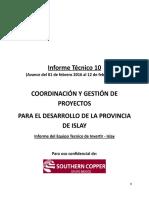 Borrador Infquinc Nro 10 - 2016-02-12