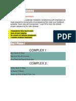 The Vertical Project - Full Program
