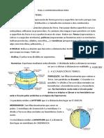 TEMA 2. A representación da Terra