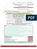 INFLUENCE OF ALTIAZEM PP-180 ON HEMODYNAMIC PARAMETERS IN ARTERIAL HYPERTENSION PATIENTS UNDER OUTPATIENT CONDITIONS