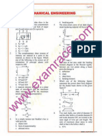 Mechanical Engineering Objective Questions Part 5