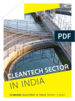 Cleantech India