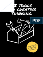 75 Tools for Creative Thinking Examples