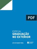 Book Graduação No Exterior