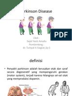 Parkinson Disease ..