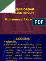 Radioterapi