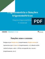 Trigonometria e Funções Trigonométricas
