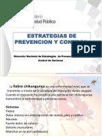 1. Chikungunya Estrategia de Control