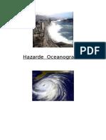 Hazarde oceanografice