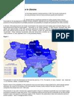 Milk Production in Ukraine