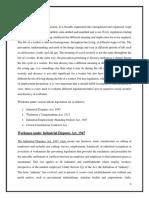 Labour Law Project Docx