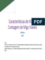 CQ Micro_Contagem de Migs Viaveis_2017