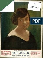 Tró la ró la rá (1922)