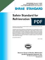 T1020ASHRAE 15 2007 Safety Std f Refrig Sys.pdf