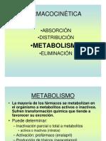Farmacocinética y Farmacodinamia 2 Parte