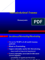 Musculoskeletal Injury