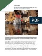 Artikel Pencemaran Timbal Di Bogor