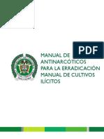 Manual de erradicación manual de cultivos ilícitos