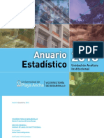 Anuario Estadístico UPLA