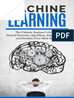 Machine Learning by Ryan Roberts