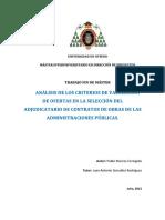 2012_Analisis_de Los Criterios de Valoracion de Ofertas