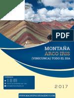 Machupicchu Agency | Montaña Arco Iris - Vinicunca Rainbow Mountain Cusco - Perú