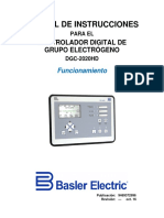 Manual Funcionamiento Dgc-2020hd